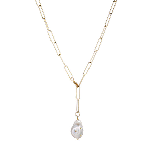 18k Gold Plated Copper Necklace
