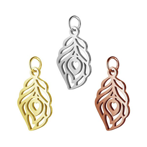Leaf Charms Pendant