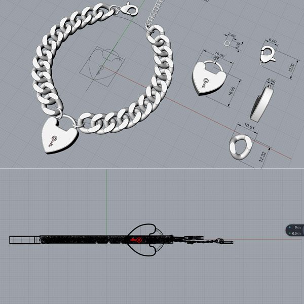 Stainless Steel Jewelry Design
