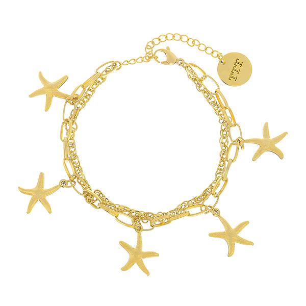 Chain Link Stack Bracelet